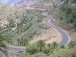 bikers paradise on La Gomera