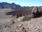 trail inside Las Cañadas