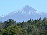 Mount Teide in Januar