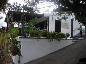 Finca La Puerta de Alcala - Bar der Finca