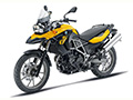 BMW F 650 GS 2Zyl low seat - click to enlarge